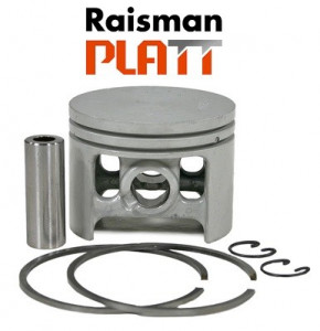 Piston complet drujba Stihl MS 381, 382 Platt 52mm