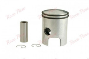 Piston moped 2T 50cc Piaggio SI, CIAO, BRAVO 38.4 mm bolt 10mm (AIP)