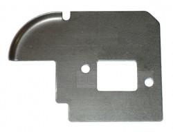 Placa racire esapament drujba Stihl 017 018 MS170 170C MS180 180C