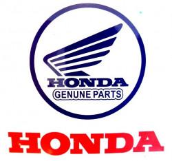 Abtipild frontal Honda