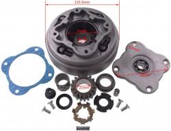 Ambreiaj cutie manuala ATV 50 - 125cc (17 dinti)
