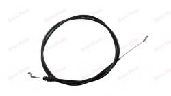 Cablu stop motocultor / masina de tuns gazonul 200 cm (capat z)