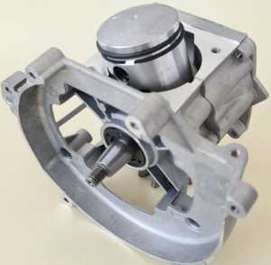 Carter complet motocoasa China / Mitsubishi TL52 44mm