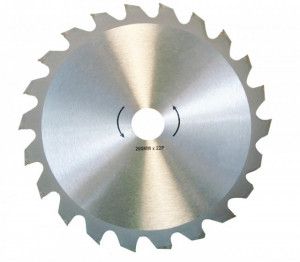 Disc taietor motocoasa 200x 22T x 25.4mm