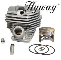 Kit cilindru drujba Stihl MS 660, 064, 066 54mm Hyway (piston placat cu teflon)