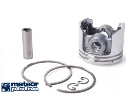 Piston complet drujba Oleomac 951, Efco 151Ø 46 mm Meteor
