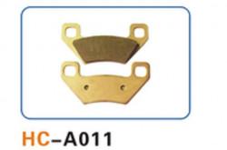 Placute frana ATV Linhai HC-A011