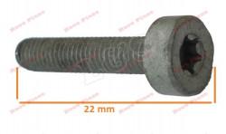 Prezoane esapament drujba Stihl MS 341, MS 361 (set 2 Buc)