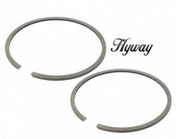 Set segmenti drujba Stihl Ms 200 T, Fs 300, 350 (40mm x 1.5mm) (Hyway)