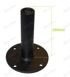 Manicot roata motocultor baza rotunda (h150mm)