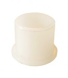 Bucsa plastic pentru roti (15.9 x 15.9 x 12.7mm)