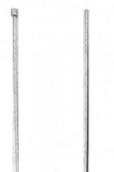 Cablu stop motocultor / masina de tuns gazonul 225cm  (capat nuca de 3.5mm)