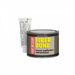 Chit poliester cu fibra de sticla 500ml