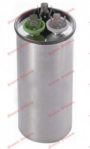 Condensator aer conditionat CBB 65 370 VAC , 50-60 Hz, 45 Uf ± 5%