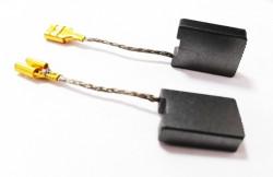 Perii colectoare compatibile Black&Decker 6.2x15.8x22mm