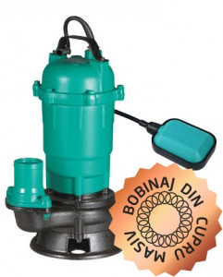 Pompa de apa murdara WQD-550-F PRO (cupru)