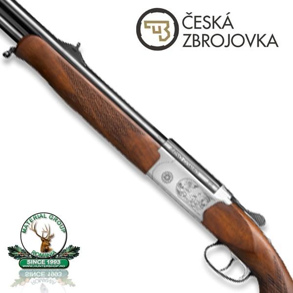 CZ BRNO Combo - 12/76 cu 30-06 Sprg