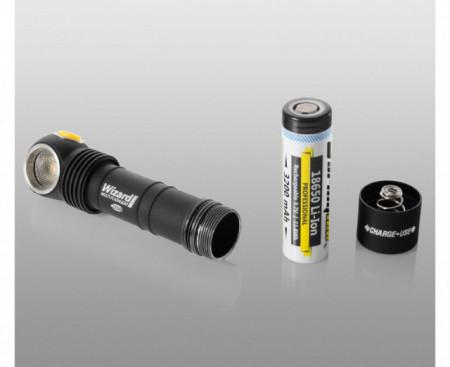 Armytek Lanterna universala Wizard Pro XHP50