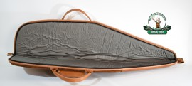 Husa arma din piele ptr. carabina cu luneta - HUNTING - BLS 130cm