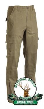 Pantalon vanator Stretch verde