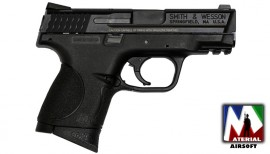Poze Pistol Airsoft Smith & Wesson M P9C - GBB - Semi/Full auto - Limited edition
