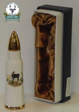 Poze Sticluta din portelan - glont de 0,5 l.