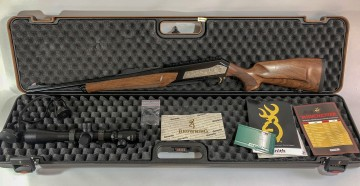 Poze SecondH. Browning BAR Zenith. cal.30-06 luneta IOR 2,5-10x42
