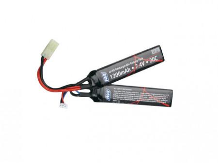 Acumulator 7,4V LI-PO Battery 1300 mAh