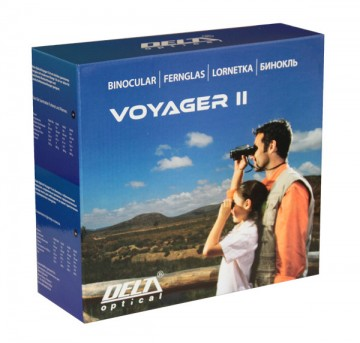 Binoclu Delta Voyager II 10x50 WA