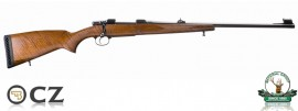 Poze CZ 550 Medium LUX - 9,3x62; 300 WinMag; 7 mm RemMag.