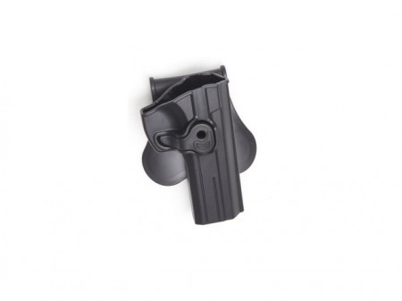 HOLSTER SP-01 SHADOW , POLYMER, BLACK, code 18665