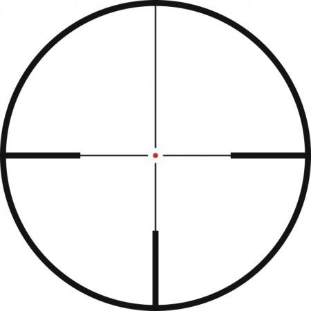 Luneta KAHLES HELIA 1-5x24i SR , reticul 4-DH