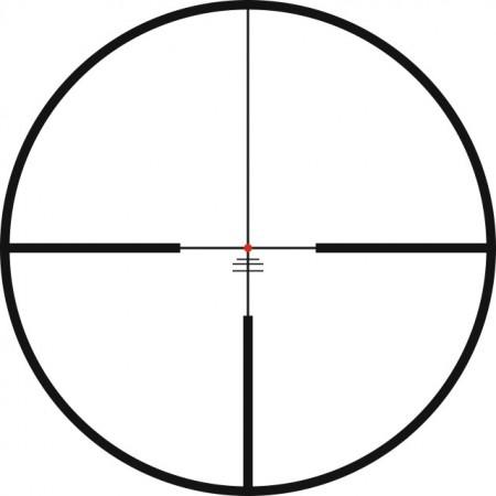 Luneta KAHLES HELIA 2.4-12x56i, reticul 4-Dot