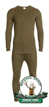 Poze Costum de corp termo verde