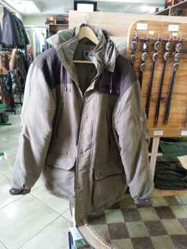 Poze Costum vanator Green-Tex -Forest maroniu