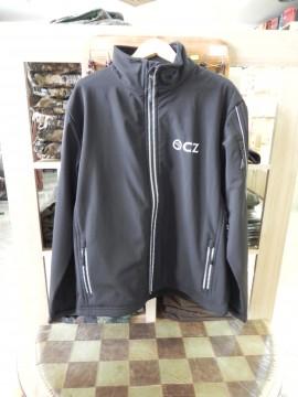Geaca negru - CZ - Soft-Shell