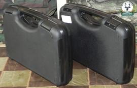 Husa arma plastic pentru pistoale, Italia