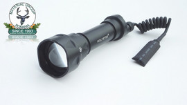 Poze Lanterna metalic cu Led Wolf-Eyes - Night Hunter XP-LHIV2 ( 1090 lumens ) focusing white
