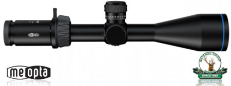 Luneta Meopta Optika 6; 3-18x50 RD FFP, reticul: 4C, 4K, 223, M-Rad, Z-plus, punct luminos
