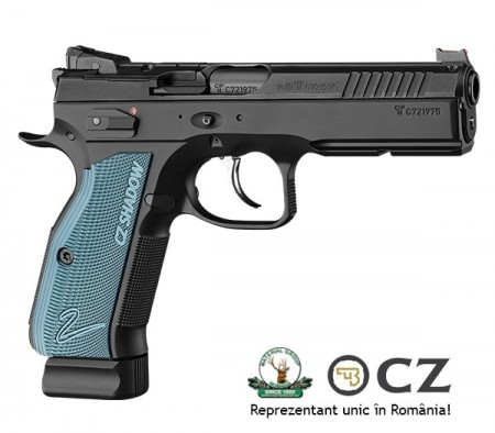 Poze Pistol CZ Shadow 2 OR - Optics ready