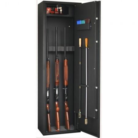 Rastel Delta Fortify pentru 8 arme + cutie interioara
