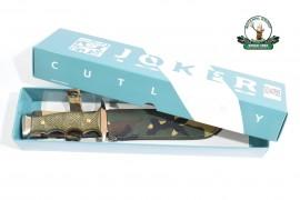 Cutit vanatoare Joker CF91, tais 170 mm