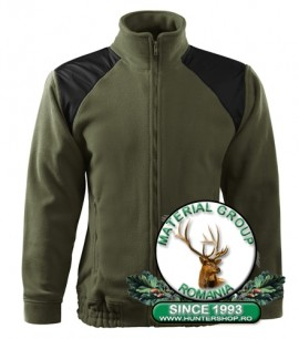 Poze Jacheta vanator Fleece Military
