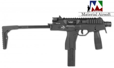Replica Airsoft MP9 A1 GBB Negru 16799 ASG metal