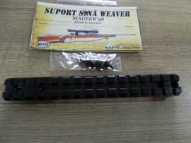 Poze Suport sina weaver Mauser '98 dintr-o bucata