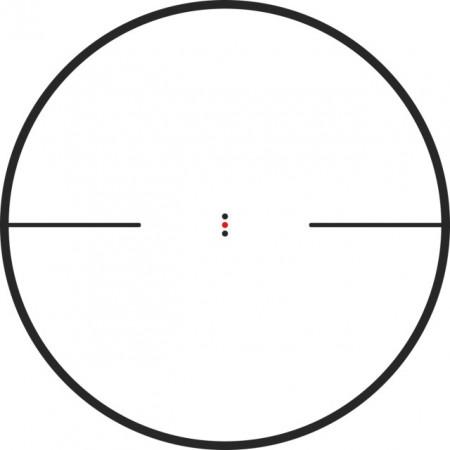 Luneta K-SERIES K18i 1-8X24, reticul IPSC, Cod 10661