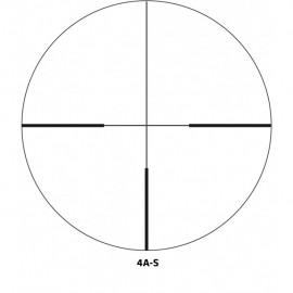 Luneta DeltaTitanium 1-6x24 HD 4A-S