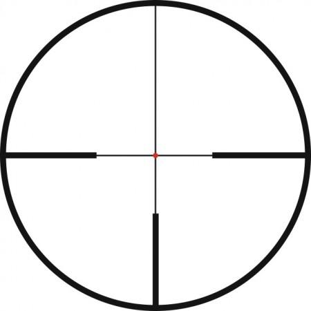Luneta HELIA 2.4-12x56i, reticul 4-Dot