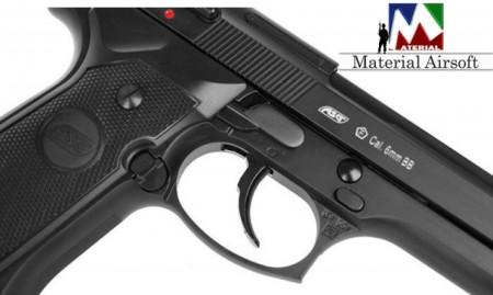 Pistol Airsoft M9 GAS Metal GBB