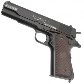 Pistol Airsoft STI LAWMAN - METAL SLIDE - GBB - CO2